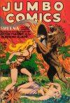 Cover For Jumbo Comics 86