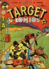 Cover For Target Comics v3 3