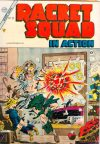 Cover For Racket Squad in Action 12