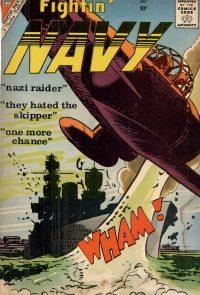 Large Thumbnail For Fightin' Navy #93