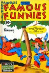 Cover For Famous Funnies 151