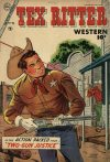 Cover For Tex Ritter Western 24