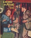 Cover For Sexton Blake Library S3 215 Living in Fear