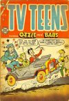 Cover For TV Teens 15