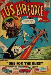 Cover For U.S. Air Force Comics 12