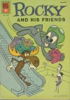 Cover For 1208 Rocky and his Friends