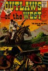 Cover For Outlaws of the West 34