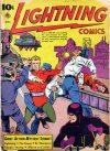Cover For Lightning Comics v2 6