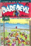 Cover For Daredevil Comics 52