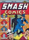 Cover For Smash Comics 33