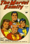 Cover For The Marvel Family 6