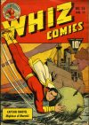 Cover For Whiz Comics 26