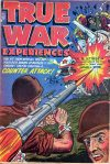 Cover For True War Experiences 1
