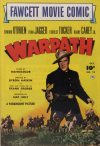 Cover For Fawcett Movie Comic 13 Warpath