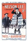 Cover For Nelson Lee Library s2 21 - Vote for Handforth