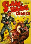 Cover For Slam Bang Comics 1