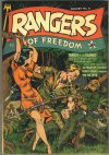 Cover For Rangers Comics 6