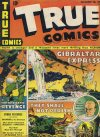 Cover For True Comics 30