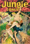 Cover For Jungle Comics 93