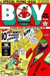 Cover For Boy Comics 65