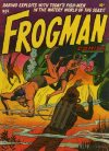 Cover For Frogman Comics 5