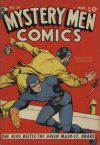 Cover For Mystery Men Comics 20