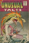 Cover For Unusual Tales 6