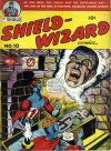 Cover For Shield Wizard Comics 10
