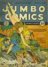 Cover For Jumbo Comics 38