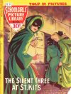 Cover For Schoolgirls' Picture Library 58 The Silent Three at St. Kits