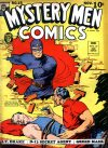 Cover For Mystery Men Comics 16