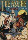 Cover For Treasure Comics 9