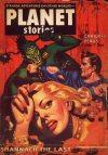 Cover For Planet Stories v5 9 Shannach The Last Leigh Brackett