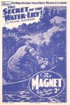 Cover For The Magnet 1650 The Secret of the Water Lilys!