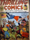 Cover For Thrilling Comics 29