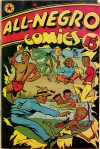 Cover For All Negro Comics 1