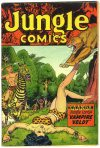 Cover For Jungle Comics 83