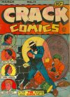 Cover For Crack Comics 11 (paper/fiche)