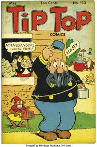 Large Thumbnail For Tip Top Comics 130