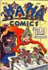 Cover For Ha Ha Comics 56