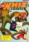 Cover For Whiz Comics 155