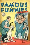Cover For Famous Funnies 119