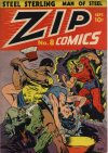Cover For Zip Comics 8