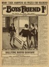 Cover For The Boys' Friend 772 - Rallying Round Rawson!