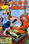 Cover For Jumbo Comics 102