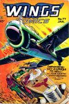 Cover For Wings Comics 77