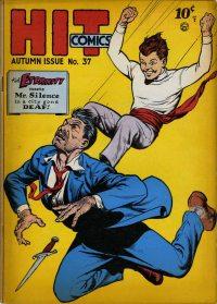 Large Thumbnail For Hit Comics #37