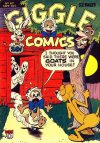 Cover For Giggle Comics 67