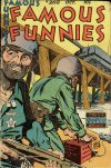 Cover For Famous Funnies 208