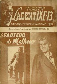 Large Thumbnail For L'Agent IXE-13 v2 025 - Le fauteuil de malheur